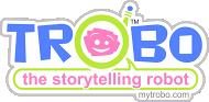 Trobo The Storytelling Robot Logo
