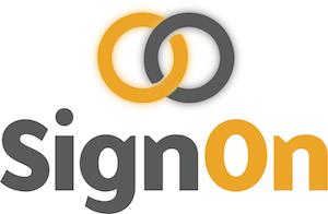 SIGNON Logo