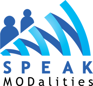 SPEAK MODALITIES, LLC Logo