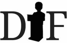 DEBATE IT FORWARD Logo