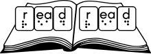 The Read Read Logo