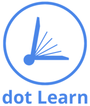DOT LEARN Logo
