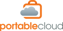 PORTABLECLOUD Logo